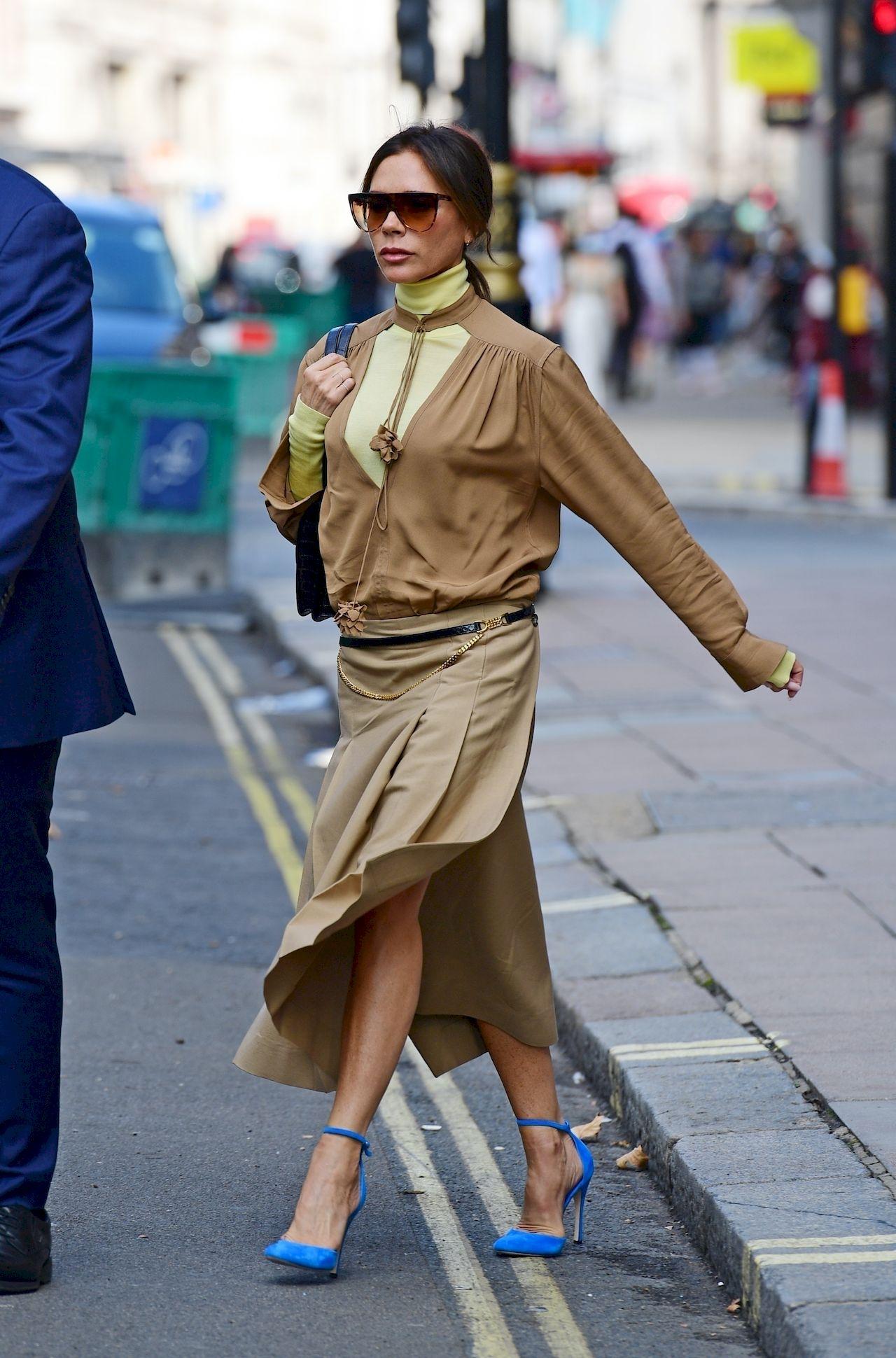 Victoria Beckham - prawdziwa ikona stylu?