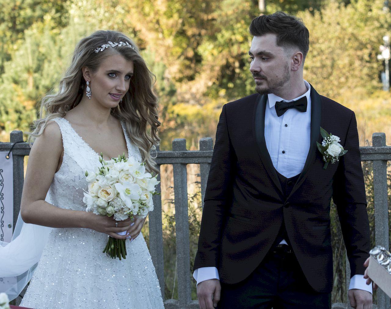 Ślub Daniela Martyniuka i Eweliny Golczyńskiej