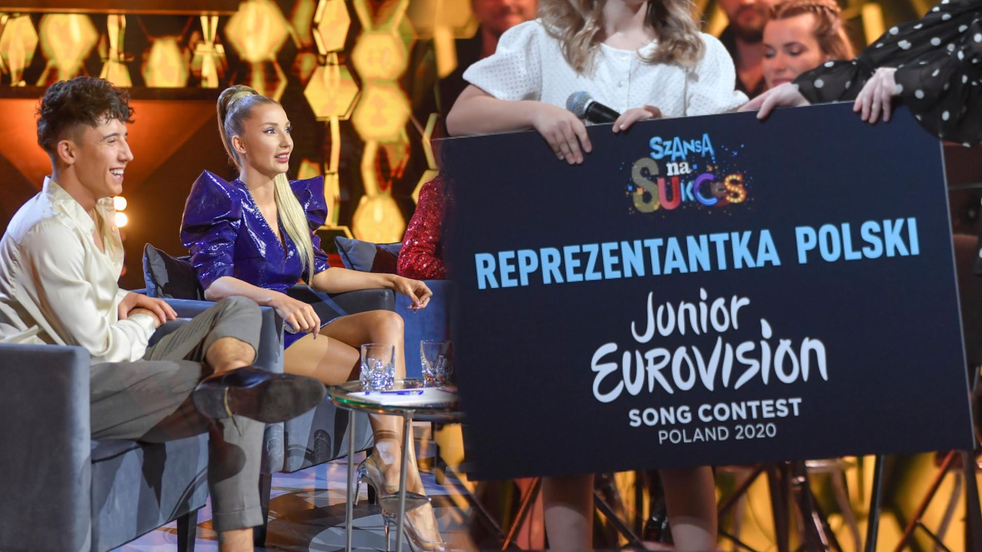 Eurowizja Junior 2020. Wyłoniono reprezentantkę Polski