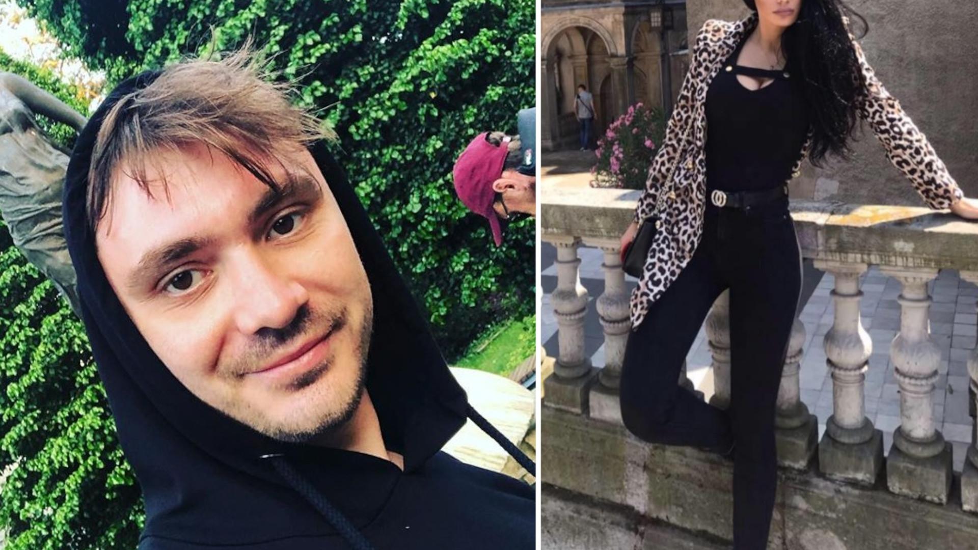 WOW! Daniel Martyniuk miał piękną szwagierkę. Podobna do Eweliny?