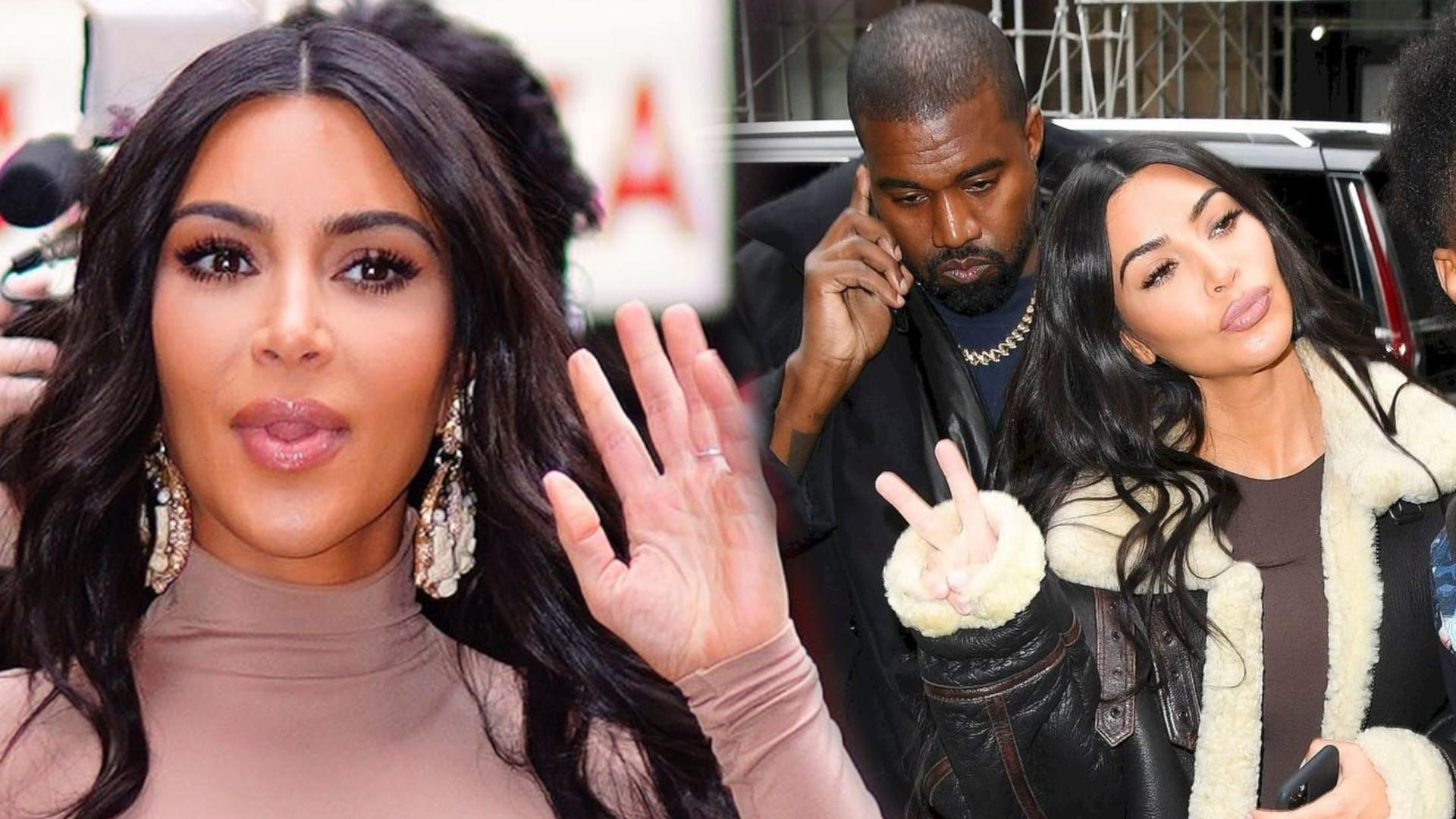 Kim Kardashian i Kanye West już po kryzysie. Teraz randkują!