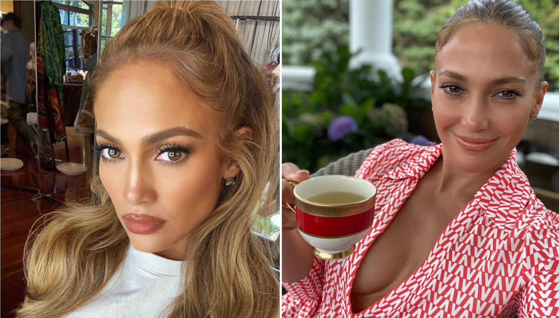 51-letnia Jennifer Lopez gra nogą. Co za FIGURA