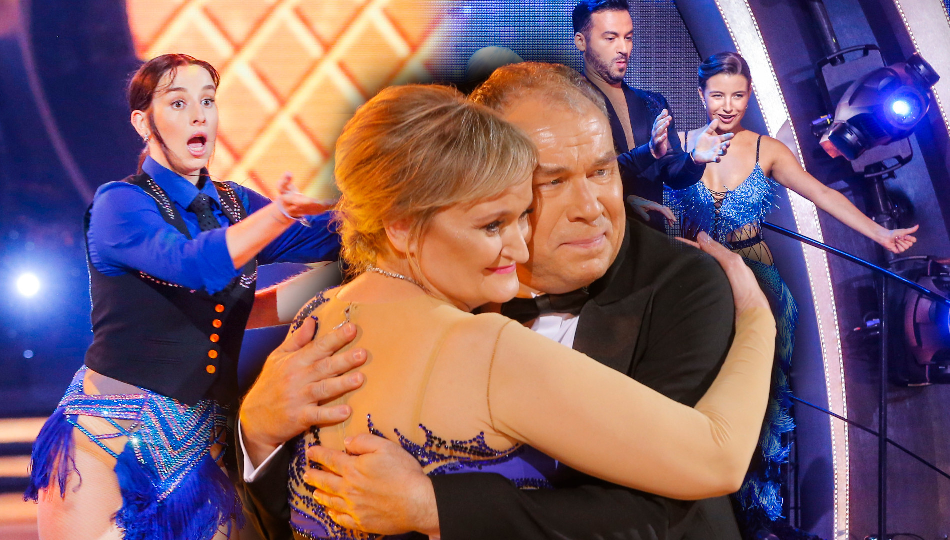 Taniec z Gwiazdami: tańce z rodziną. Julia Wieniawa się wyłamała (ZDJĘCIA)