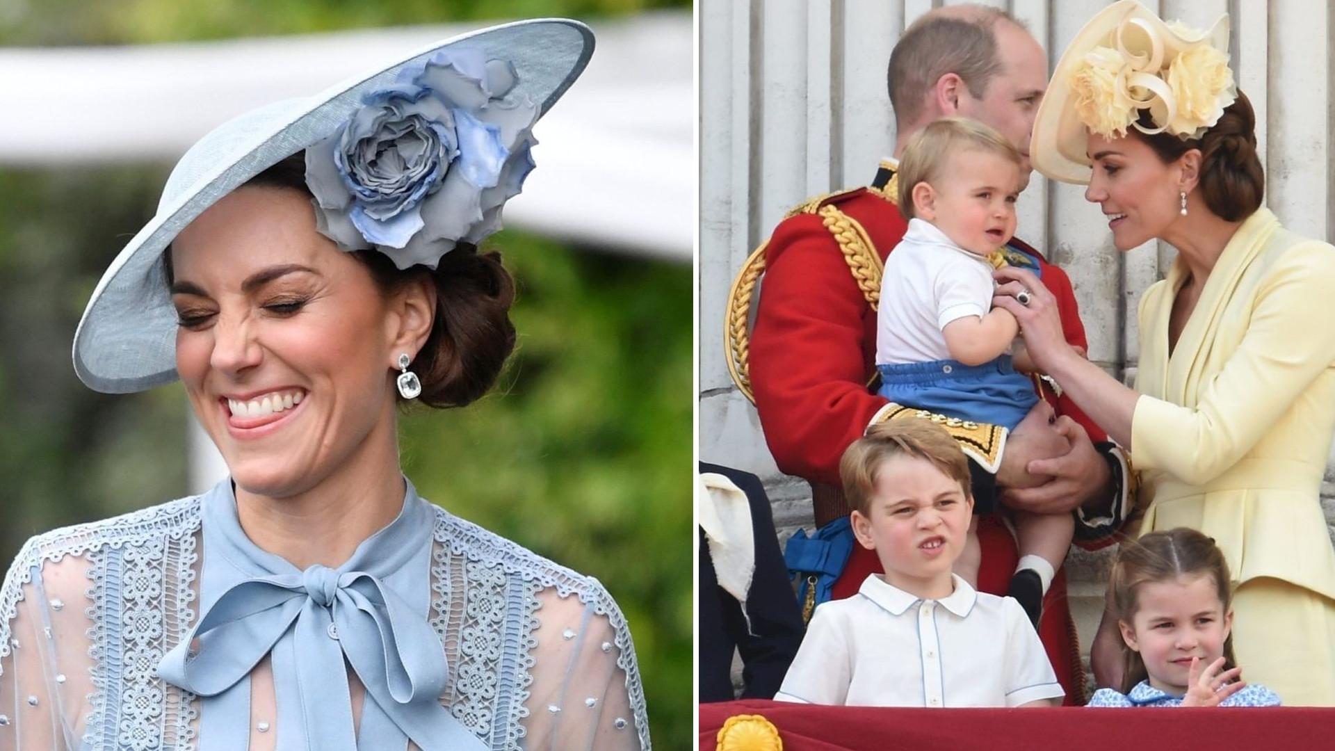 Książę George, Louis i Charlotte wzięli udział we wspólnym wywiadzie. Ależ oni wyrośli!