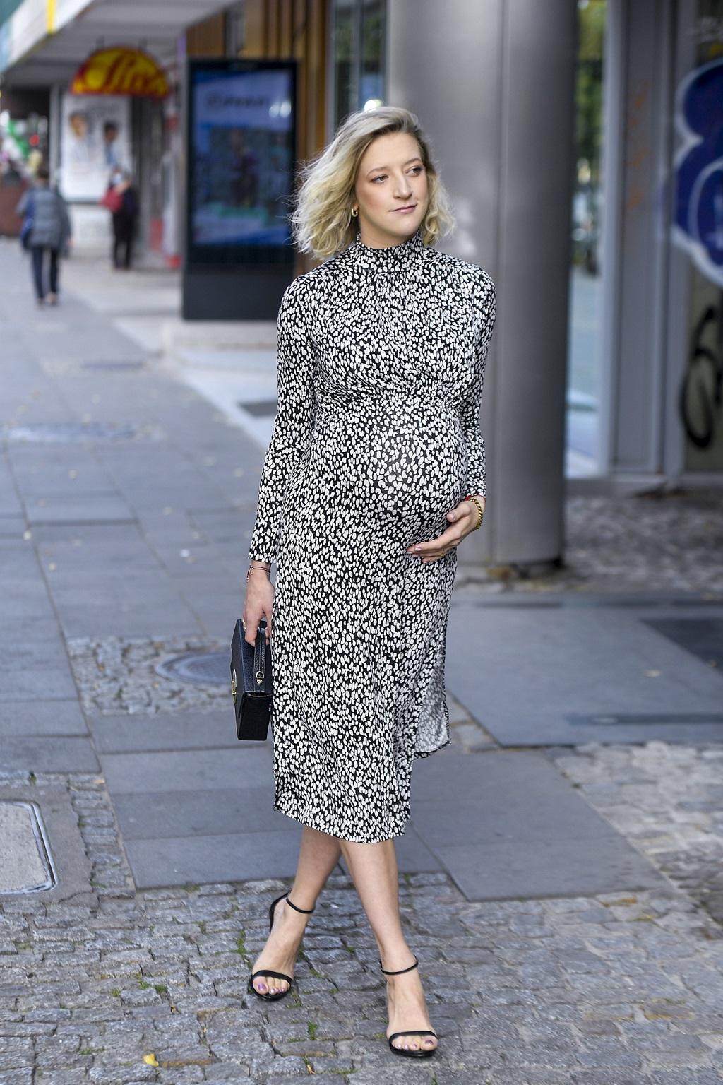 Lara Gessler w ciąży