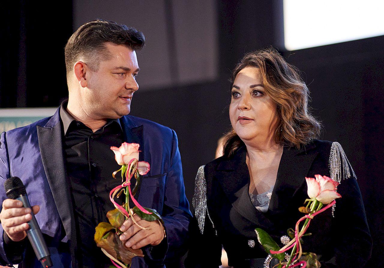 "Danuta Martyniuk na premierze ""Zenka"""