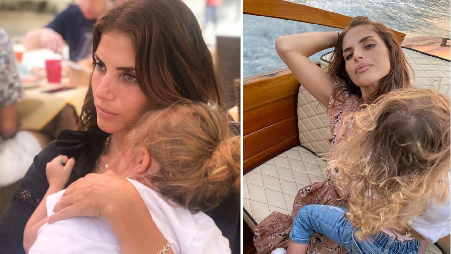 """Weronika Rosati o wychowywaniu córki: """"Wszyscy uważają, że dałam jej sobie wejść na głowę"""""""