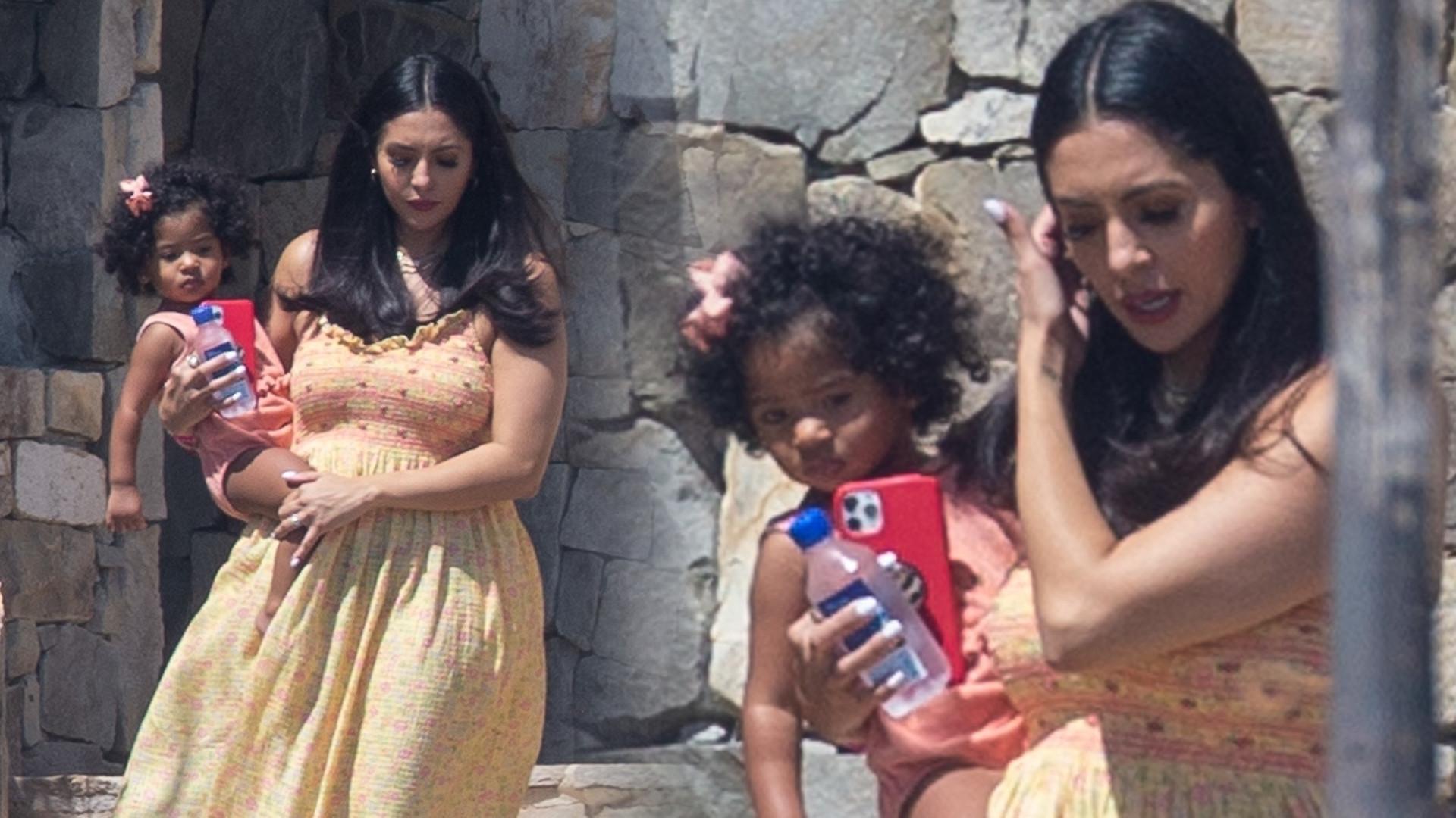 Vanessa Bryant wybrała się na wakacje z dziećmi w towarzystwie Ciary (ZDJĘCIA)