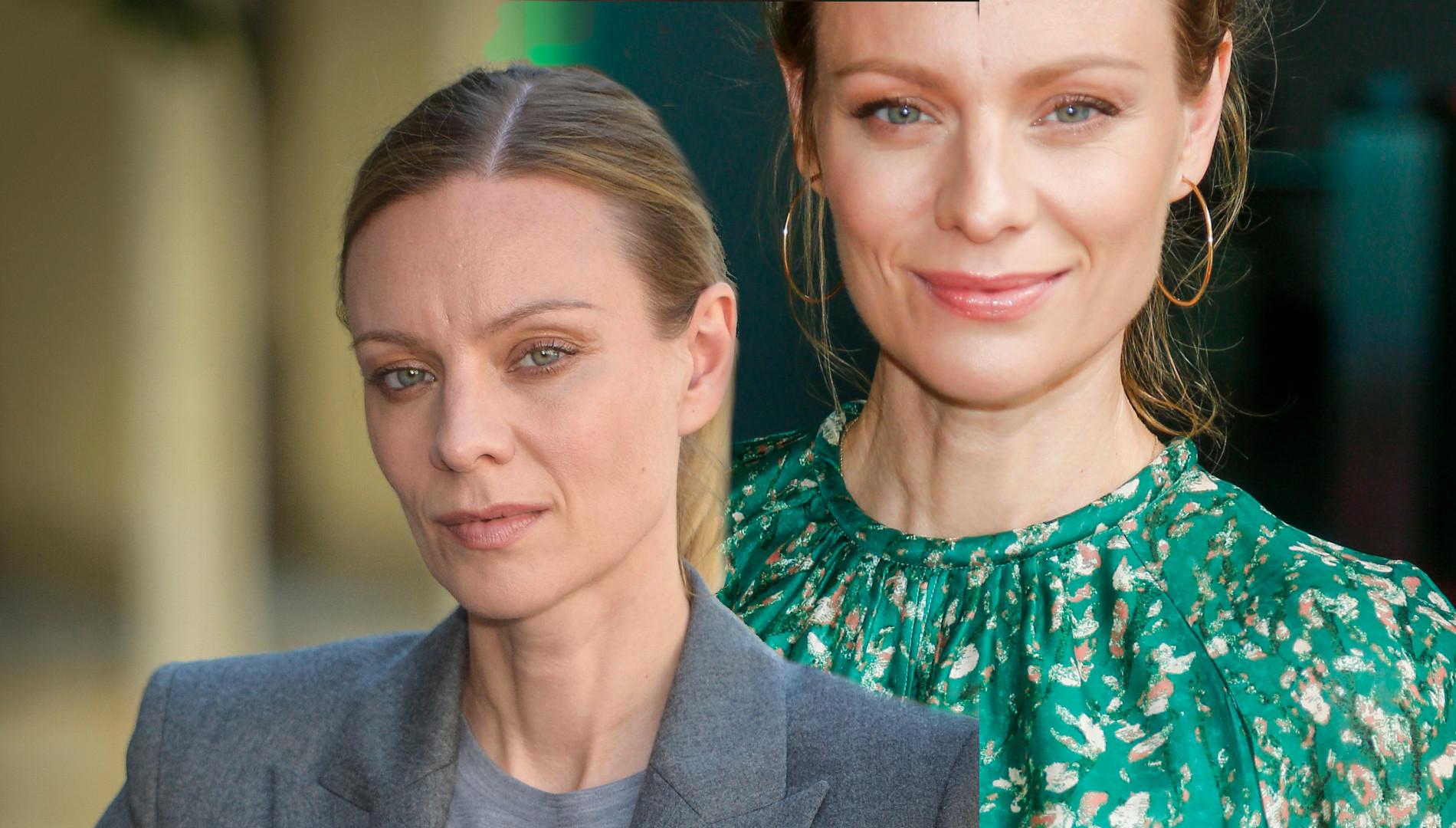 """Magdalena Boczarska na okładce Vogue'a. Fani: """"podobna zupełnie do nikogo"""""""