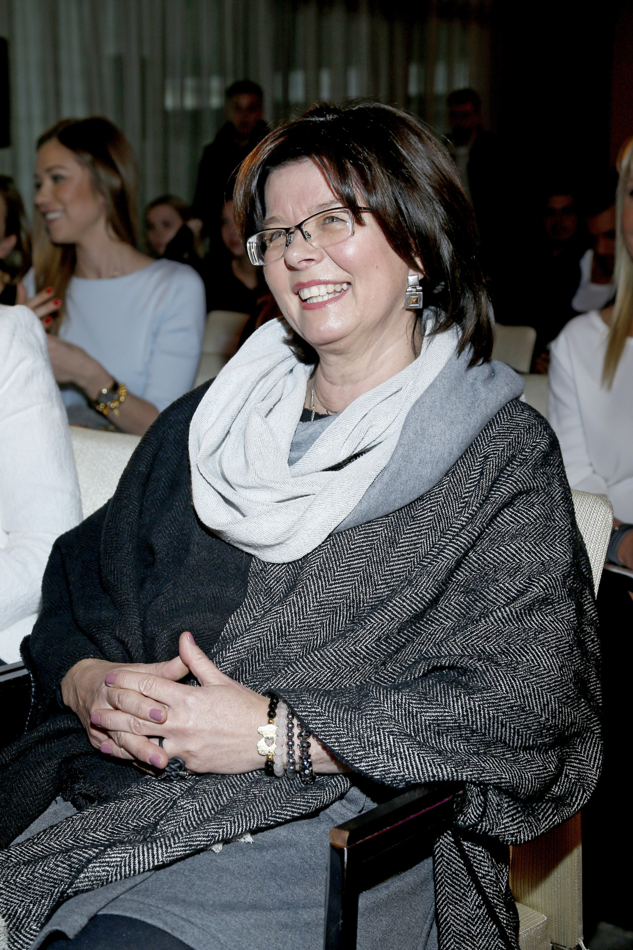 Maria Stachurska, mama Anny Lewandowskiej , fot. AKPA/AKPA