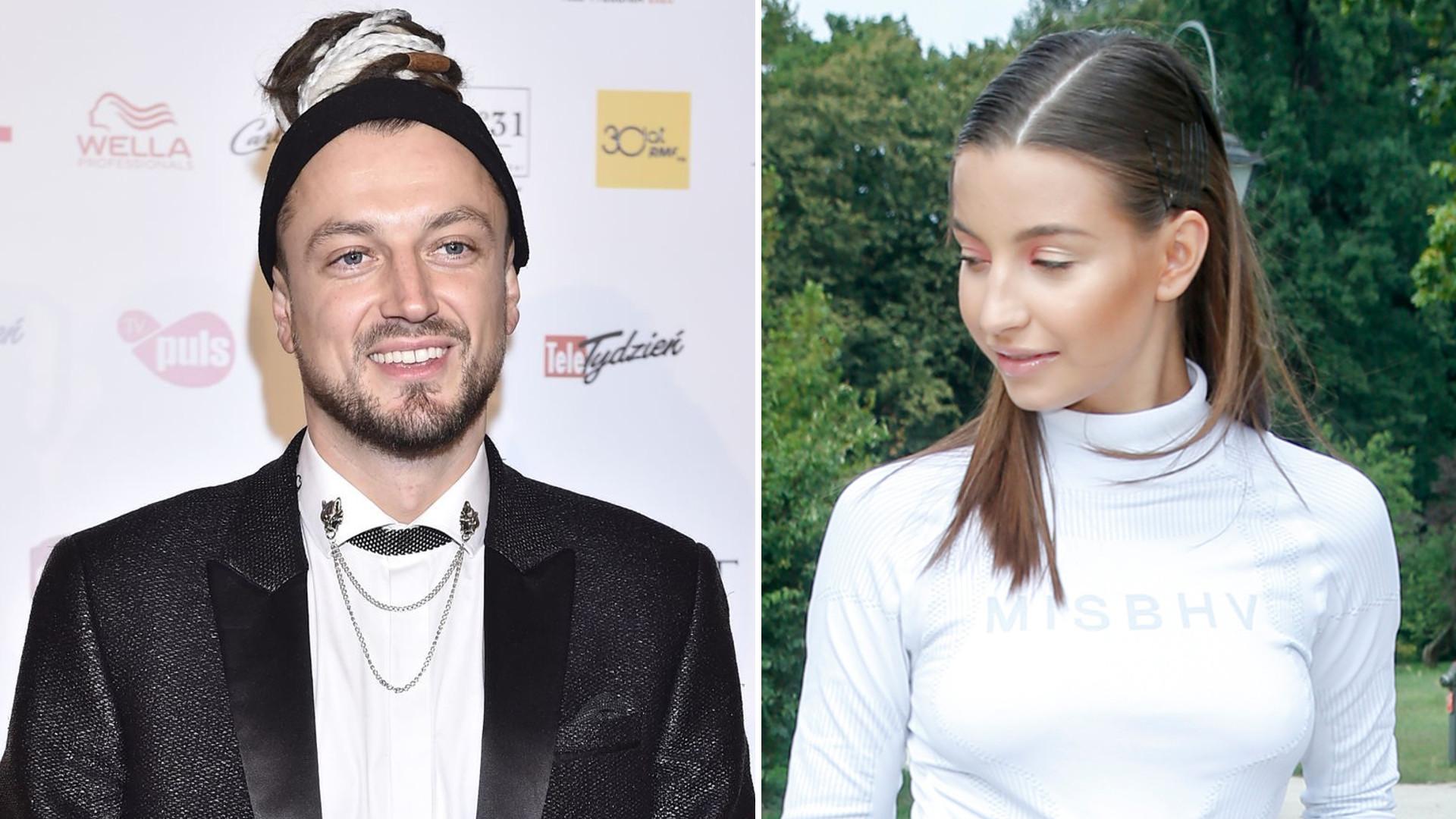 Baron wspomina na Instagramie Julię Wieniawę? Gwiazda zareagowała