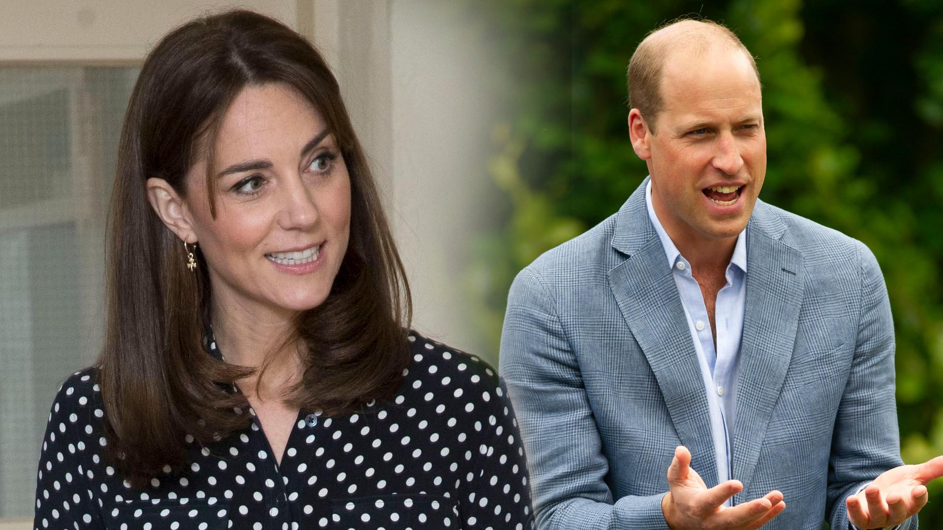 Co  się dzieje z księżną Kate? Ponoć jest poważnie chora