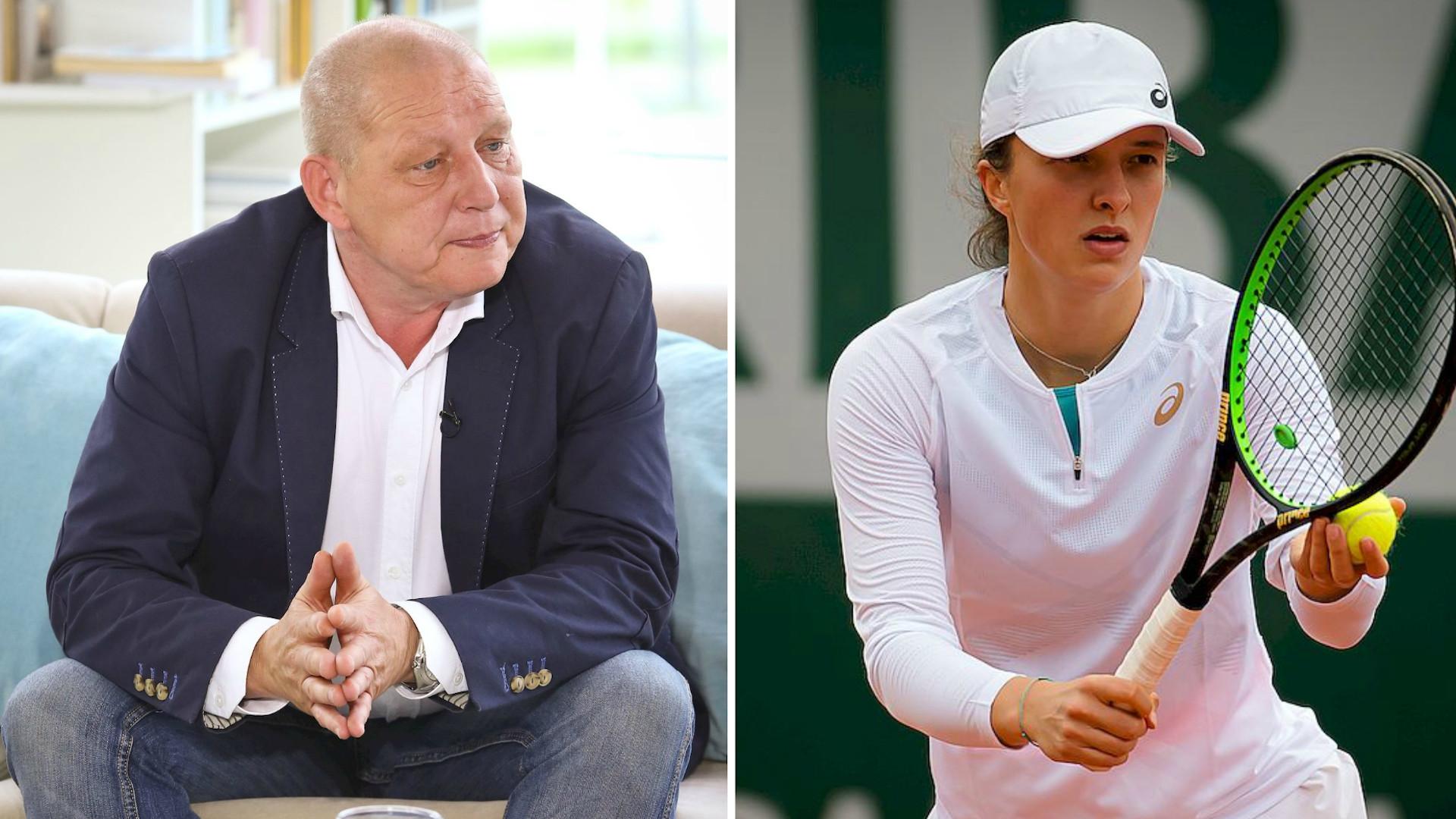Krzysztof Jackowski o finale Roland Garros 2020. Iga Świątek będzie mieć problemy?