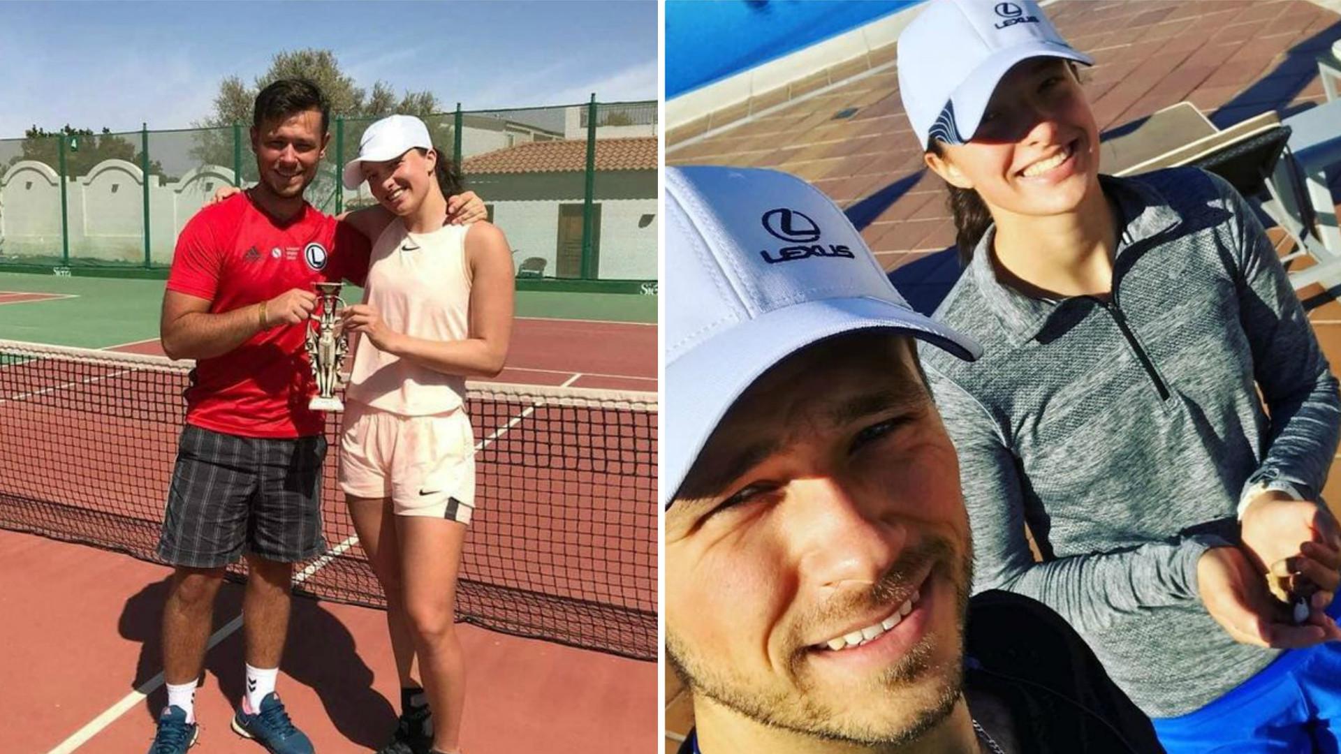"""Iga Świątek wygrała nie tylko Roland Garros, ale i zakład z trenerem. """"Miałem przeczucie, że to może się wydarzyć"""""""