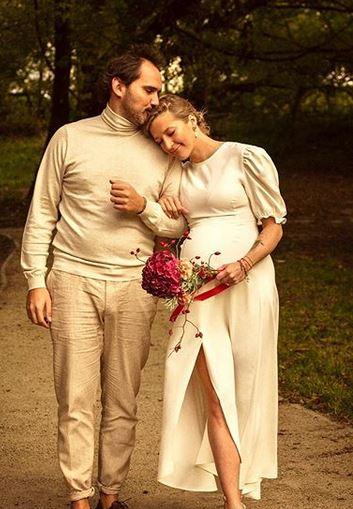 Suknia ślubna Lary Gessler
