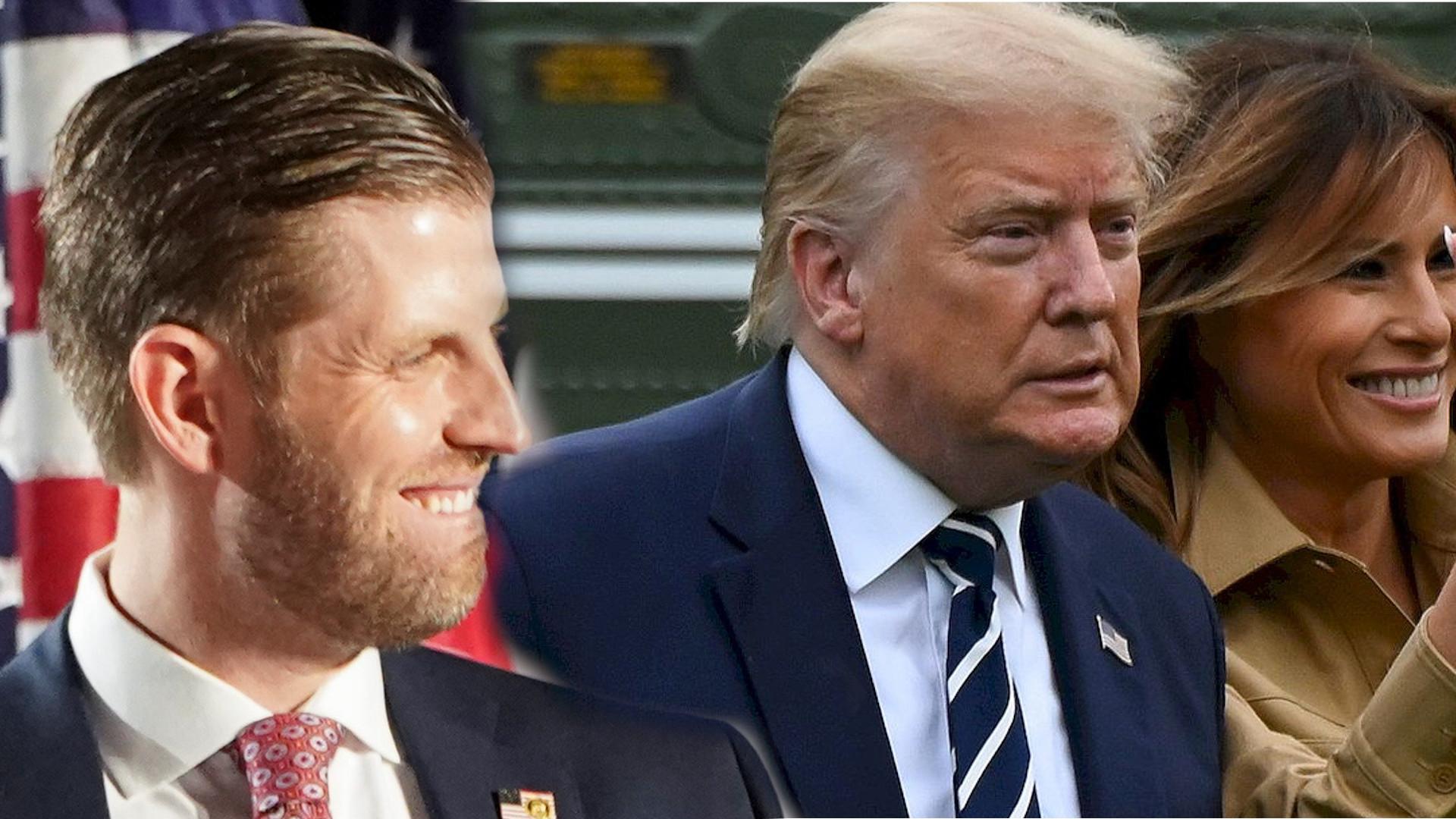 """Syn Donalda Trumpa ujawnia: """"Straciliśmy fortunę przez ojca"""""""