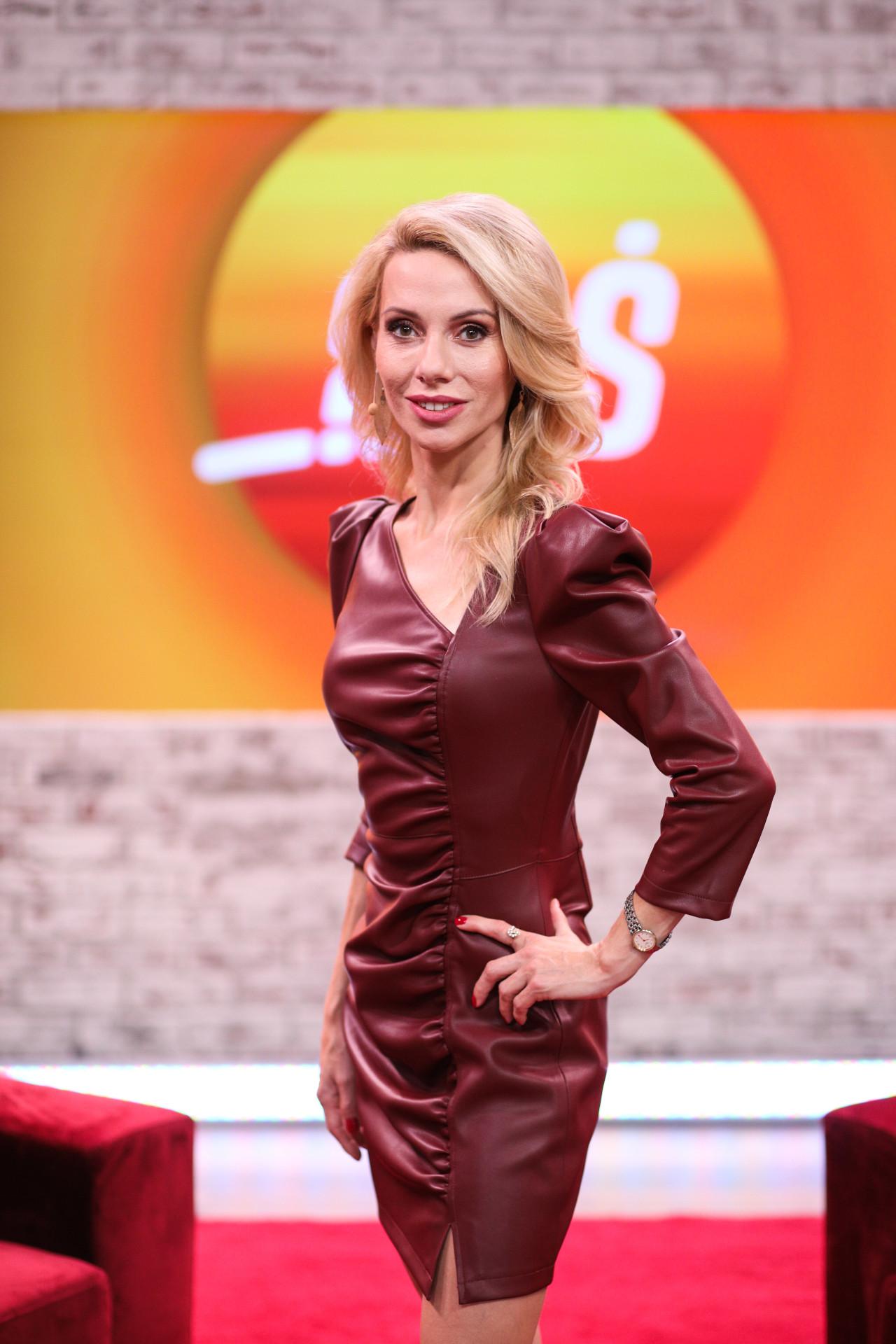 Małgorzata Opczowska nową prowadzącą Pytania na Śniadanie