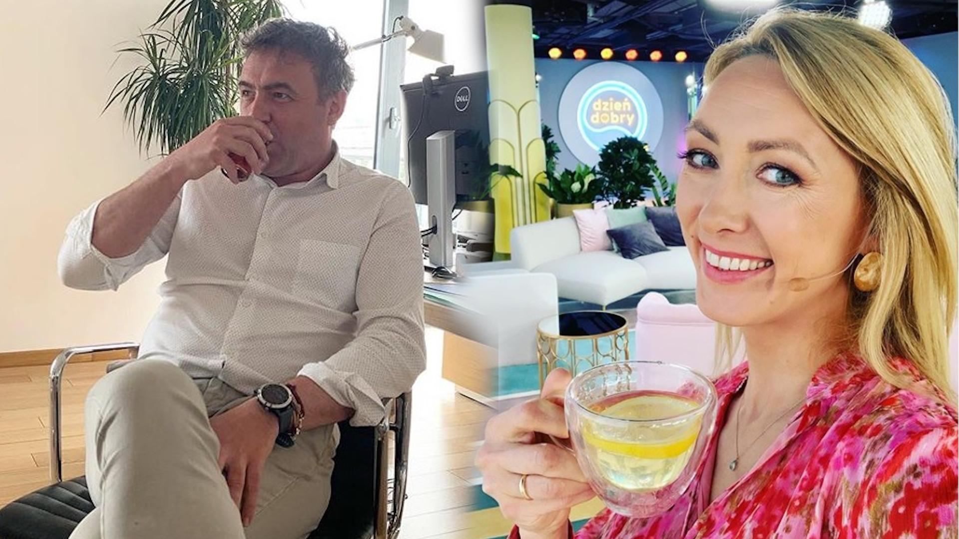 """Anna Kalczyńska odejdzie przez męża z """"Dzień Dobry TVN""""?"""