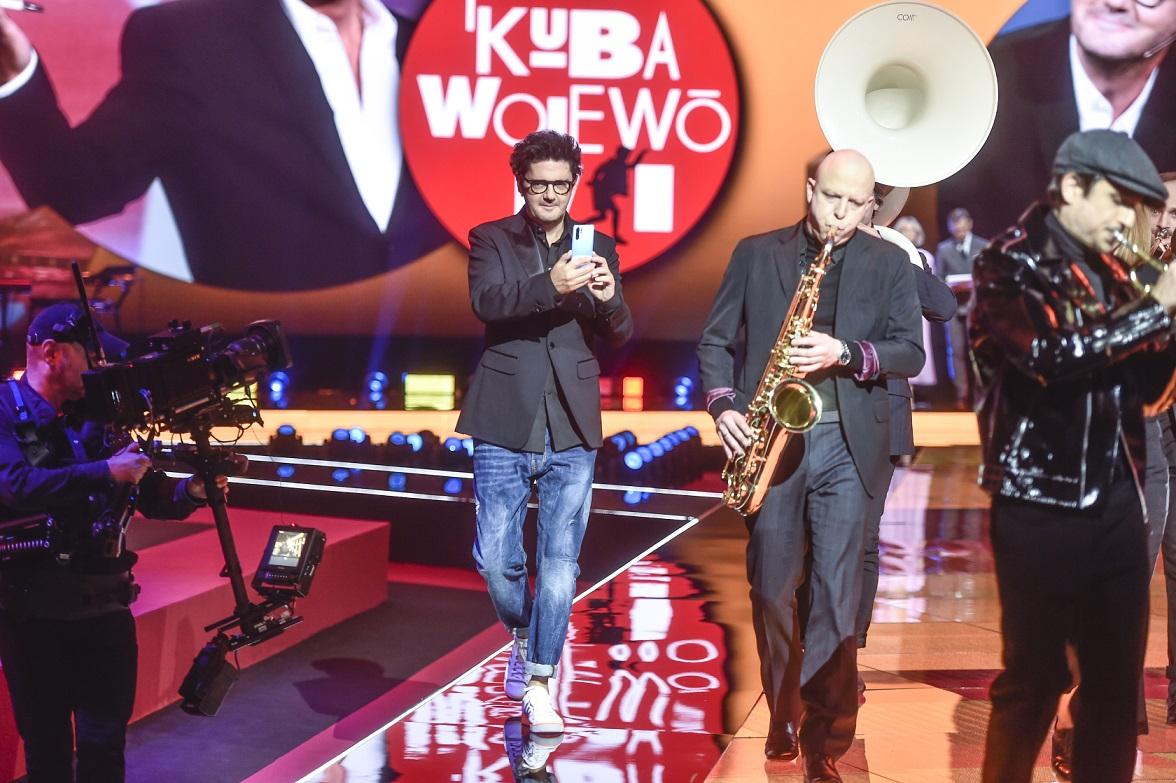 Kuba Wojewódzki naśmiewa się z aktora