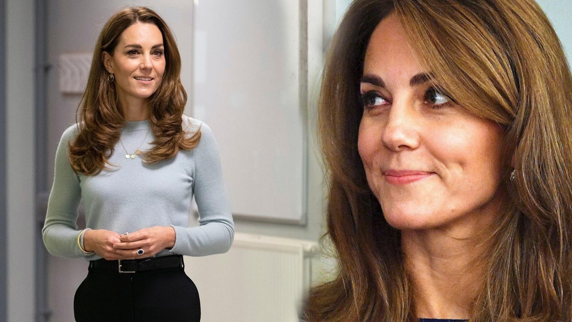 Księżna Kate ponoć spodziewa się kolejnego DZIECKA. Na nowym nagraniu widać ciążowe krągłości?