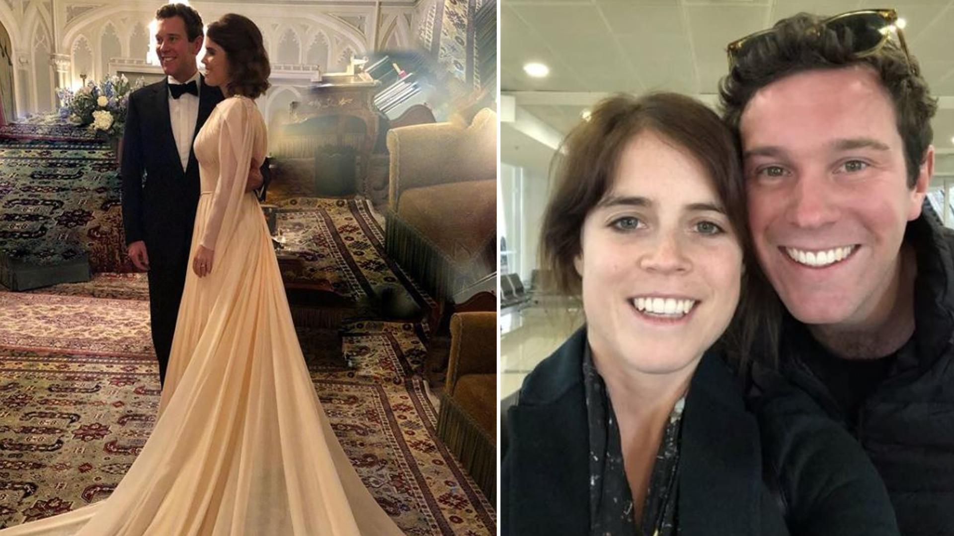 Księżniczka Eugenia wspomina bajkowy ślub. Pokazała nigdy dotąd niepublikowane zdjęcia