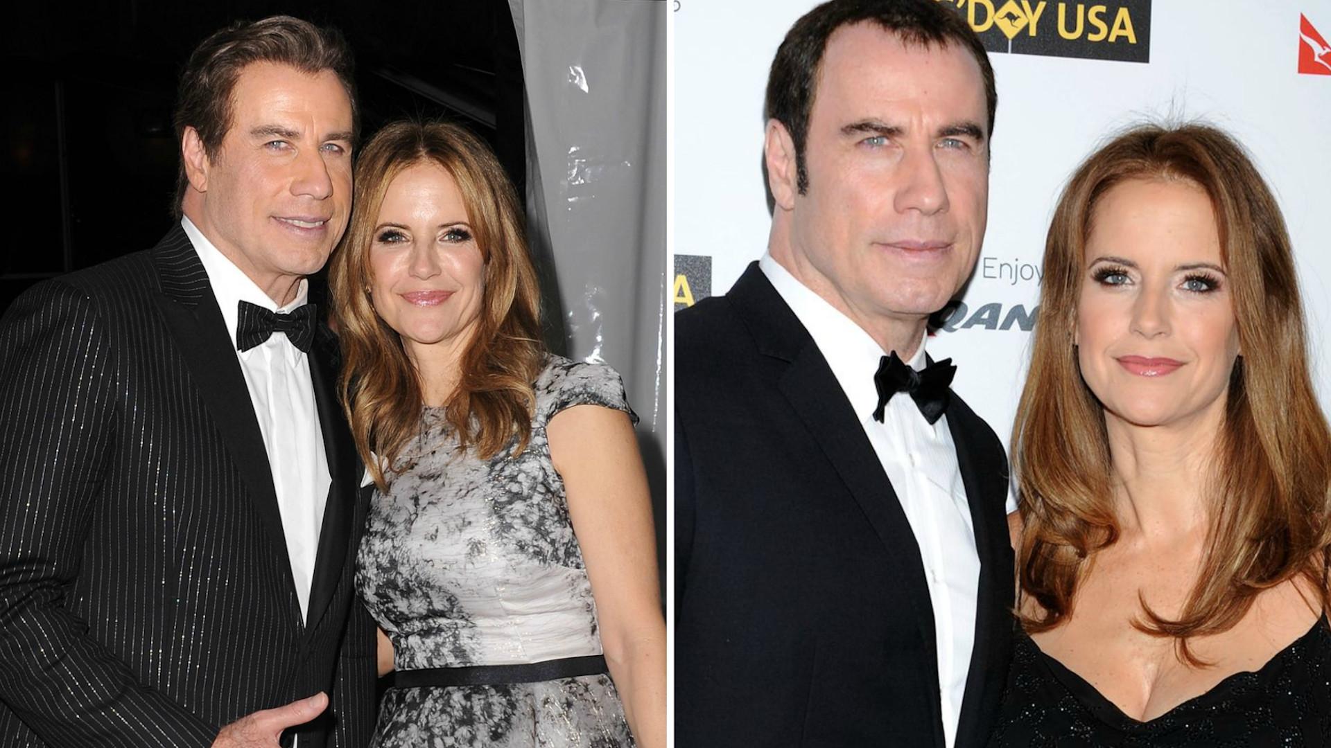 John Travolta wspomniał żonę. Opublikował ich ŚLUBNE zdjęcie