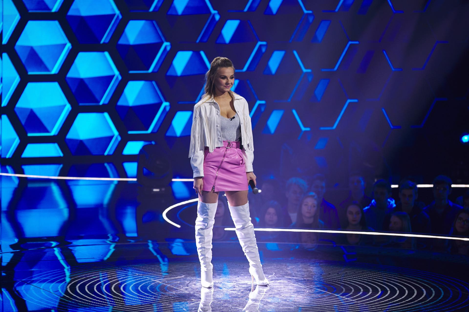 Dagmara Czechura, fot. Polsat / Krystian Szczęsny