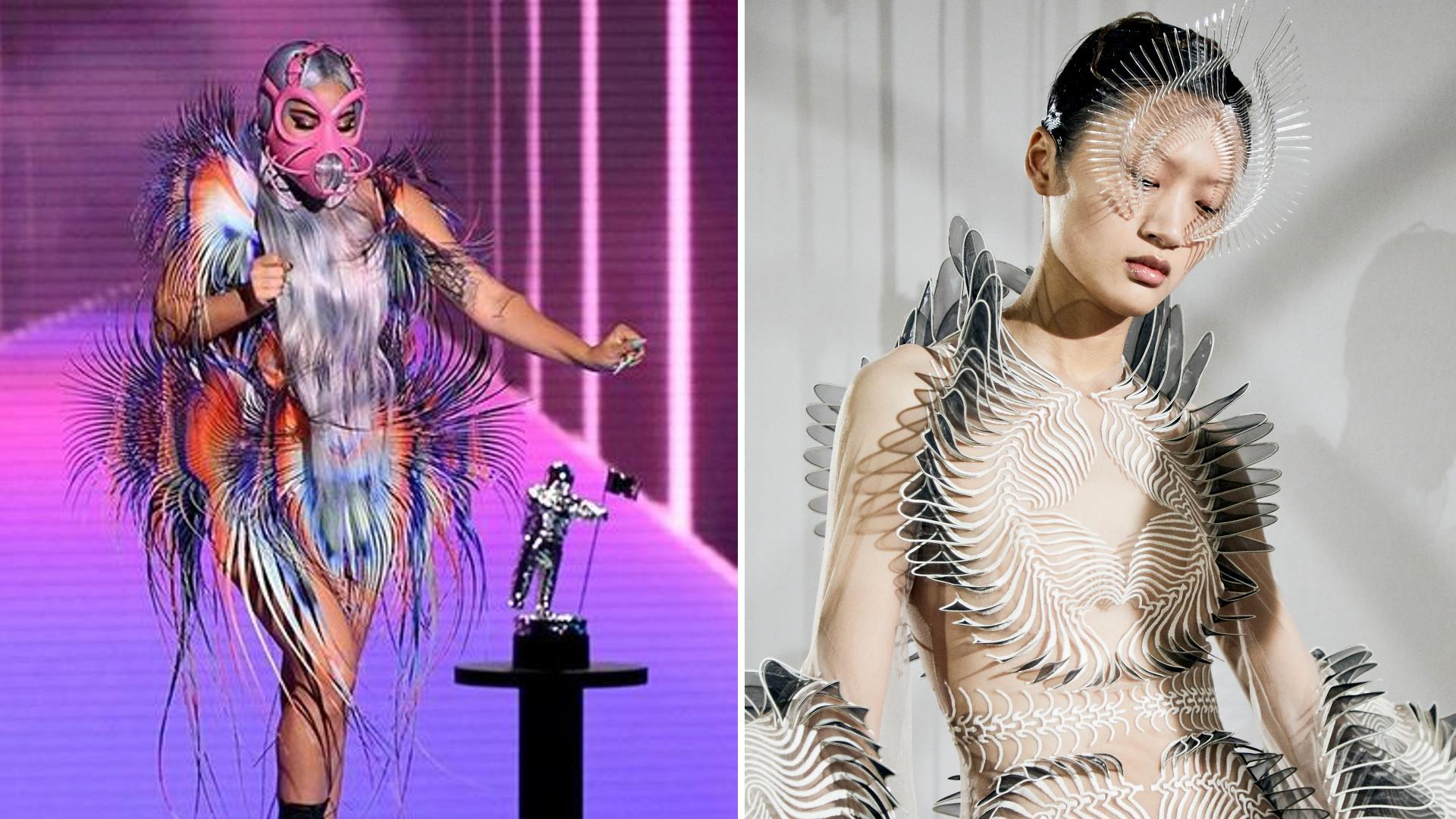 Projektantka Iris van Herpen, której kreacje noszą Lady Gaga i Beyonce, będzie mieć własną wystawę w Polsce!
