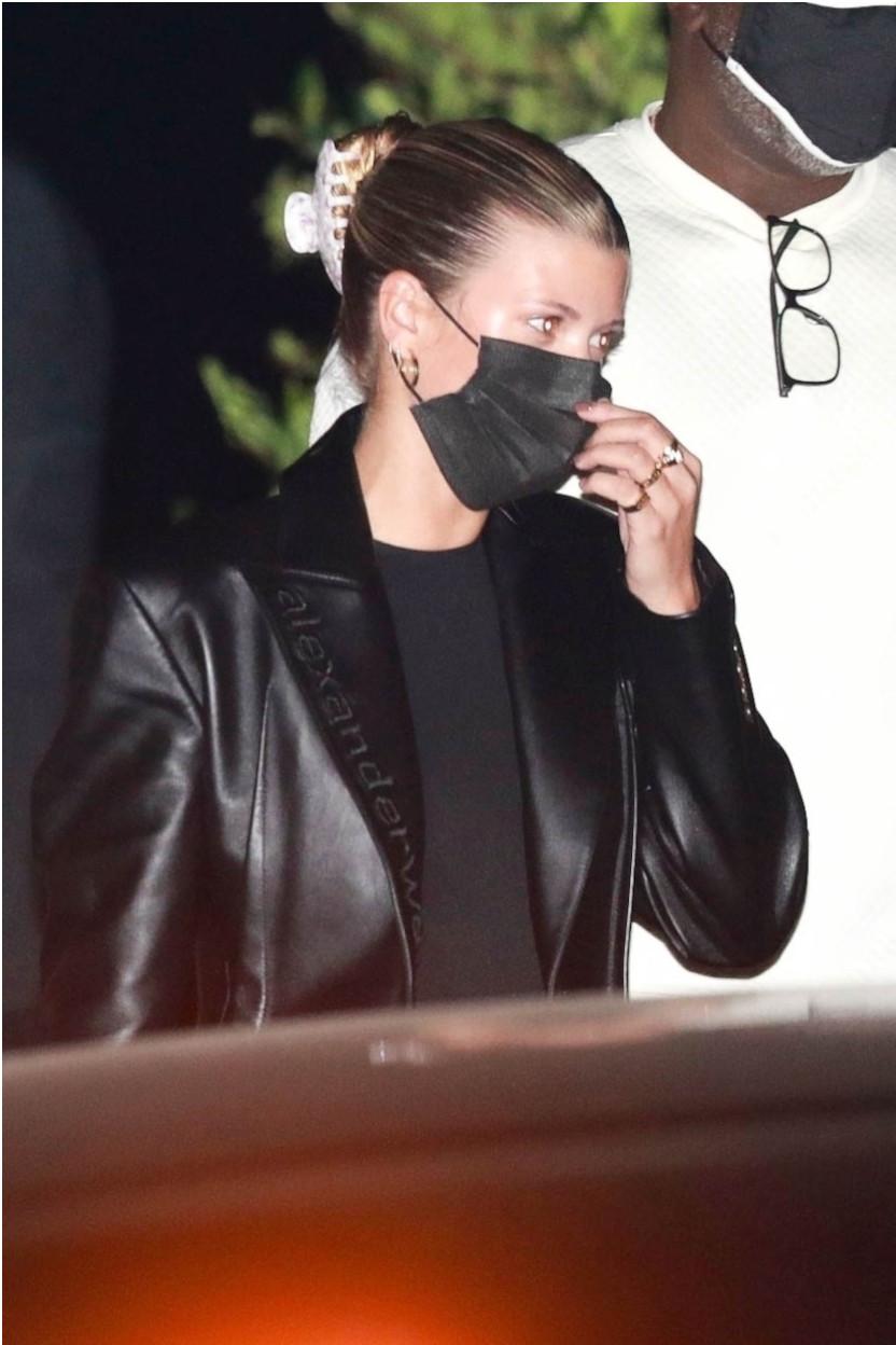 Sofia Richie na randce z nowym chłopakiem, fot. BACKGRID / Backgrid USA / Forum
