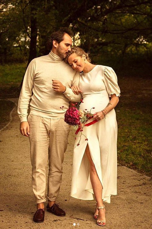 Lara Gessler i Piotr Szeląg pokazali fotki ze ślubu.