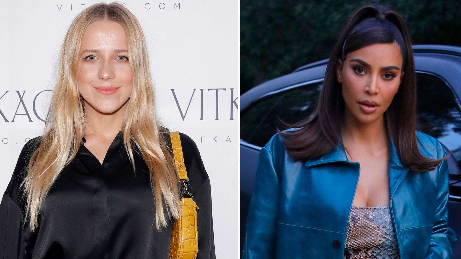 Jessica Mercedes kopiuje Kim Kardashian. Tak jak ona udekorowała dom na Halloween