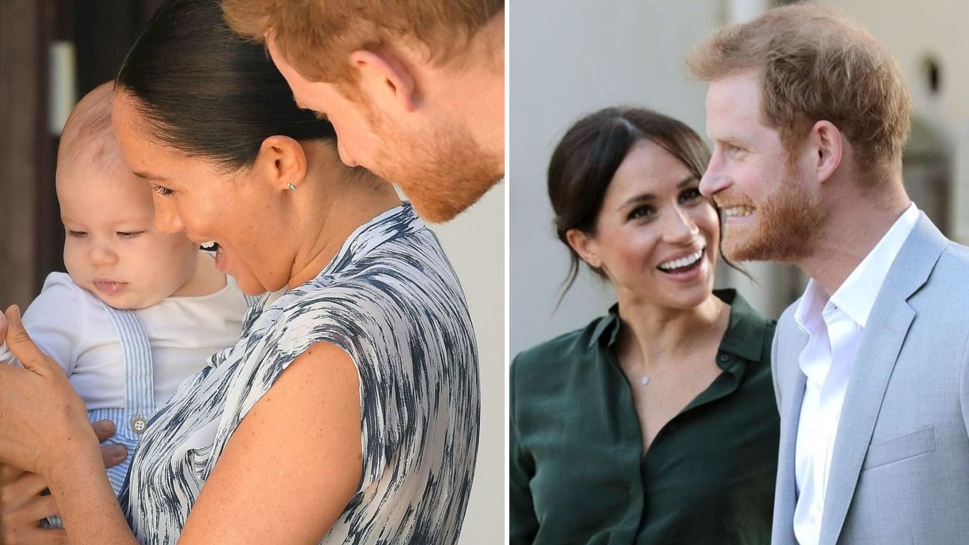 Kolejny konflikt w rodzinie królewskiej! Meghan i Harry nie wrócą na święta