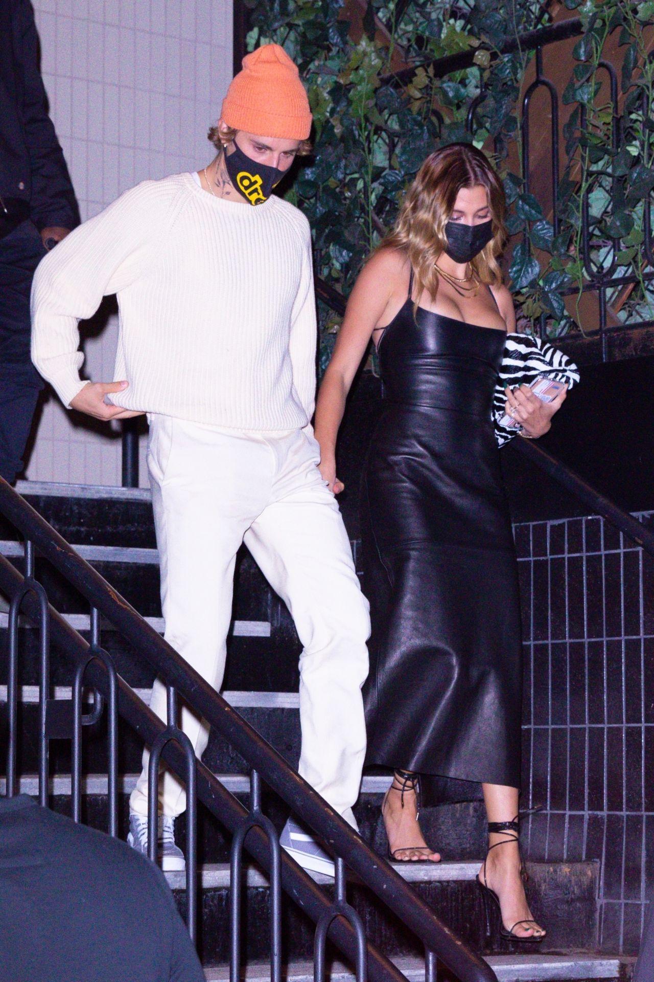 Justin i Hailey Bieber na randce