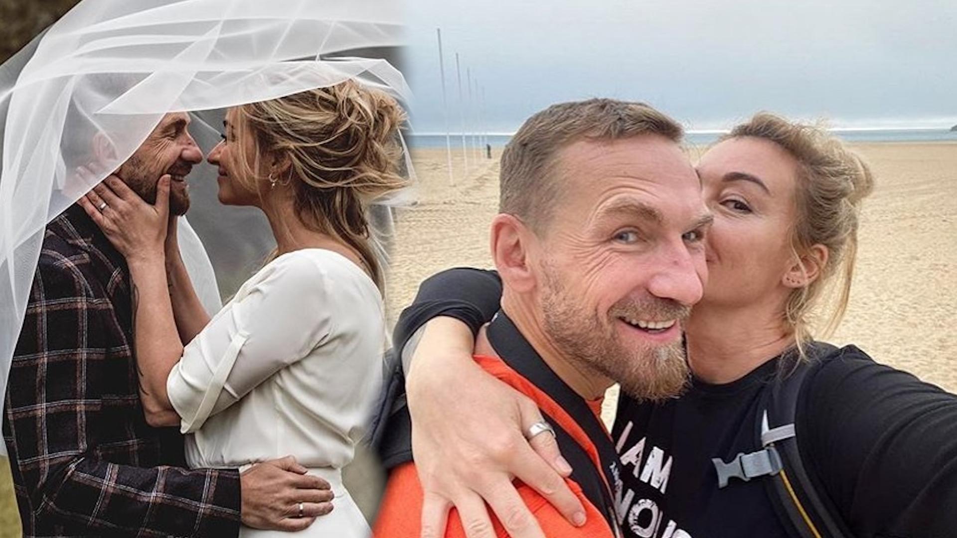 Martyna Wojciechowska i Przemysław Kossakowski jednak mieli podróż poślubną? Pokazali zdjęcia