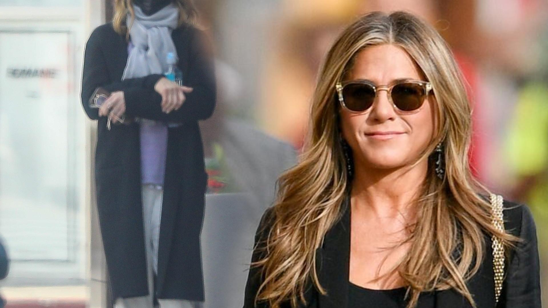 Zaniedbana Jennifer Aniston widziana po raz pierwszy od KILKU MIESIĘCY (FOTO)