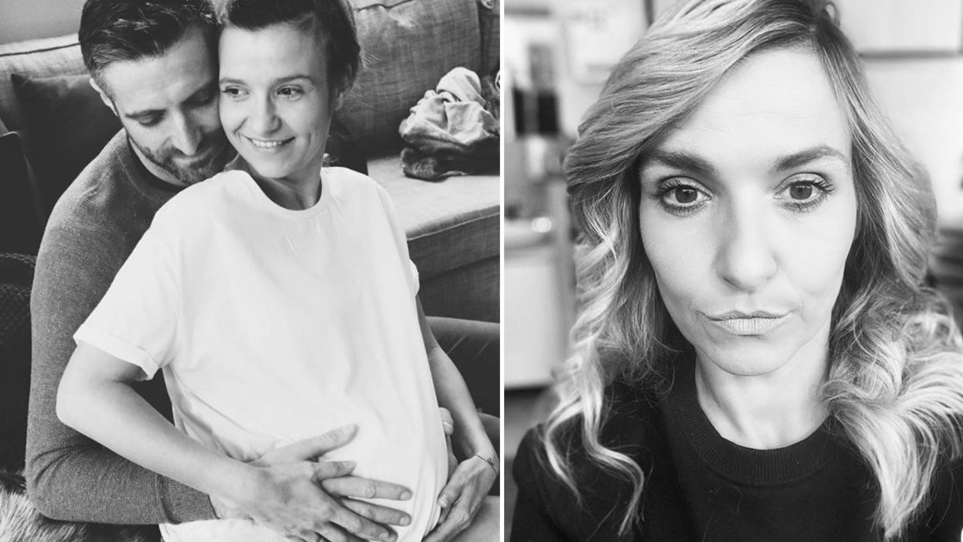 """Joanna Koroniewska w przejmującym wpisie. Straciła sześć ciąż: """"Ból nie do opanowania"""""""