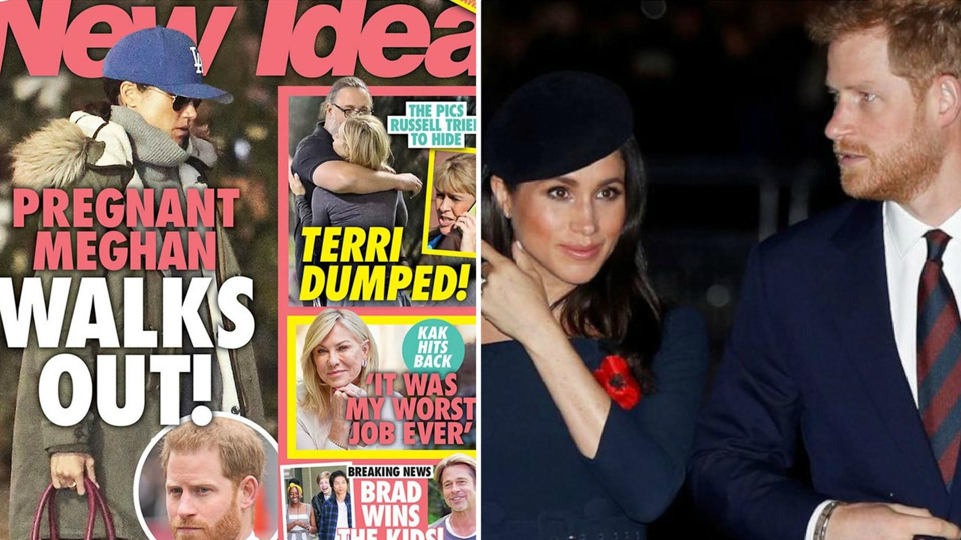 Meghan Markle w ciąży? Zagraniczny magazyn nie ma WĄTPLIWOŚCI