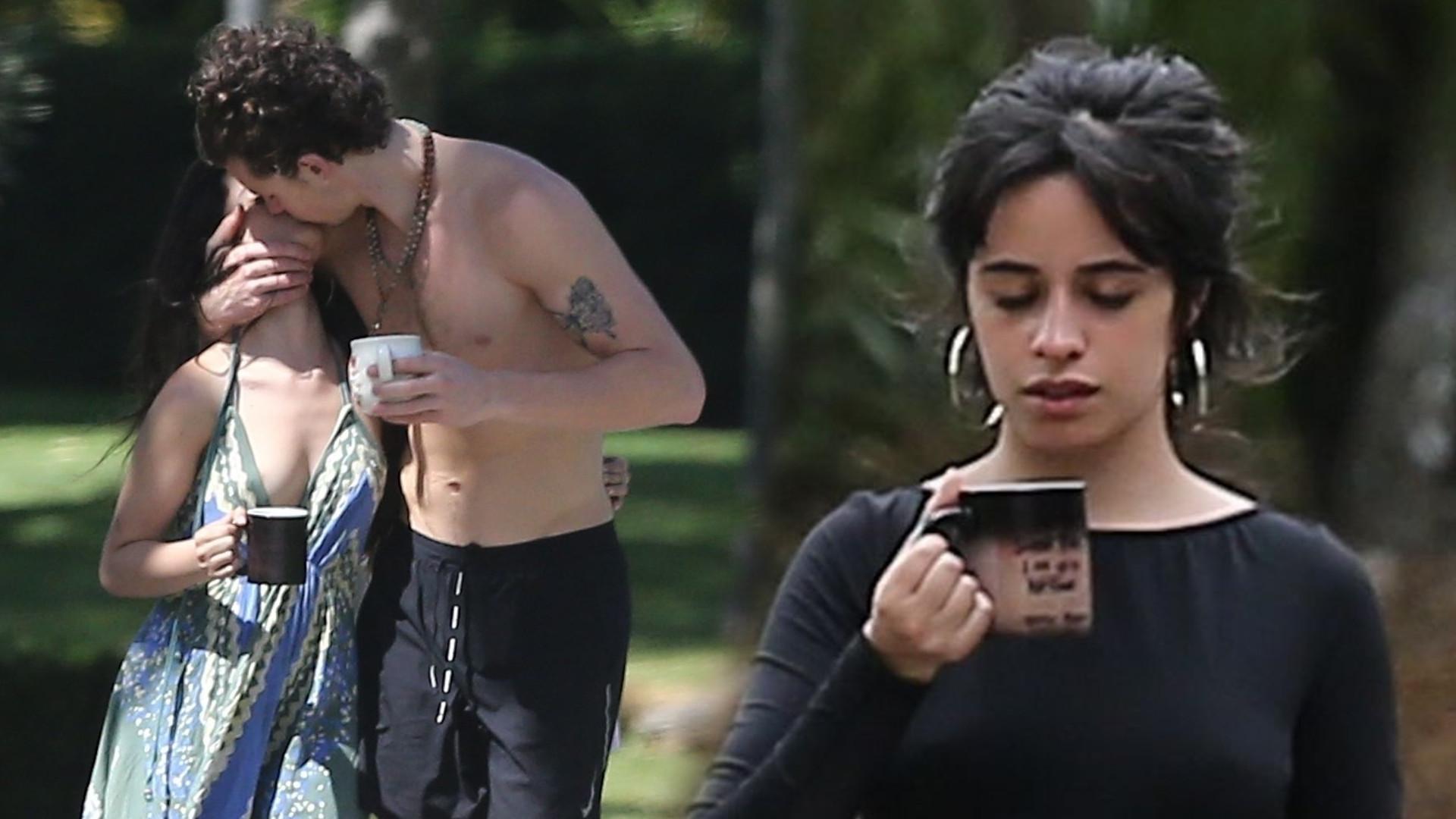 Camila Cabello opublikowała romantyczne zdjęcie z ukochanym i zaliczyła WPADKĘ!