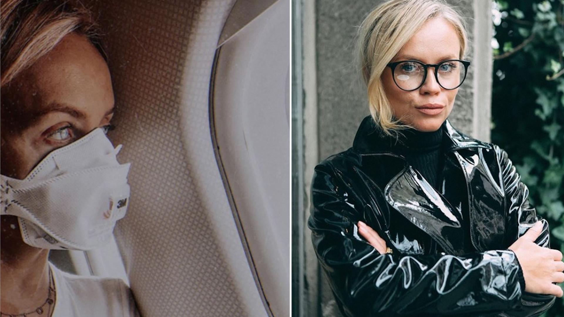 Anna Skura na blogu opowiedziała o przejściu koronawirusa. Jest pod opieką terapeuty