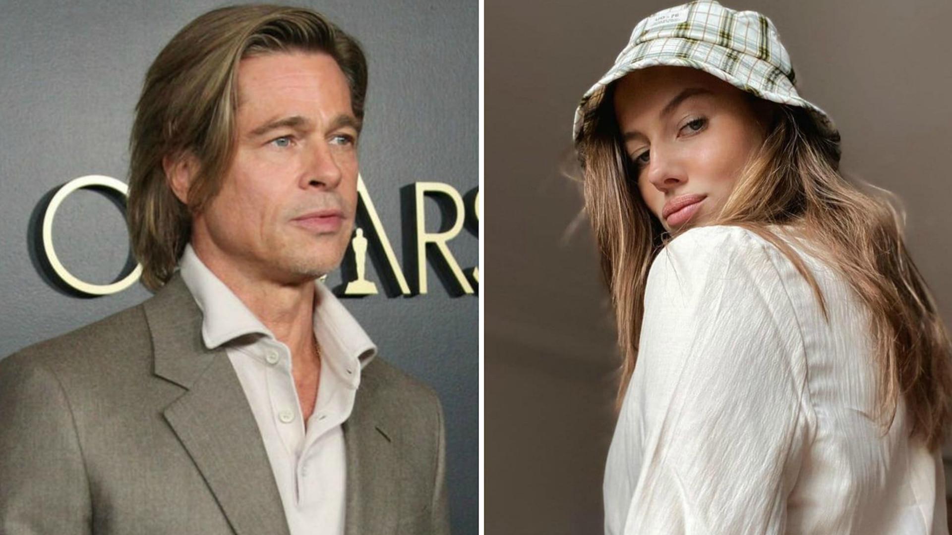 Brad Pitt i Nicole Poturalski to już PRZESZŁOŚĆ. Aktor znów jest singlem!