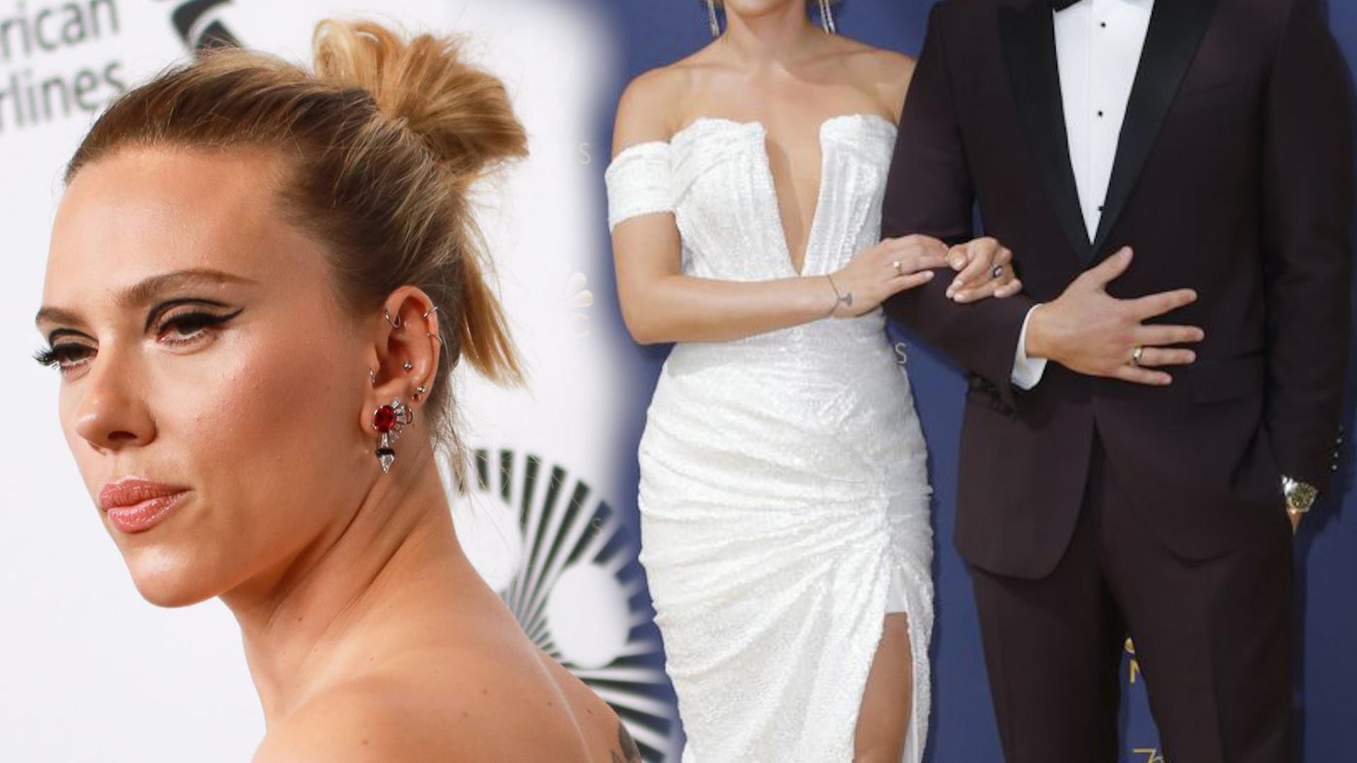 Scarlett Johansson wzięła ślub!