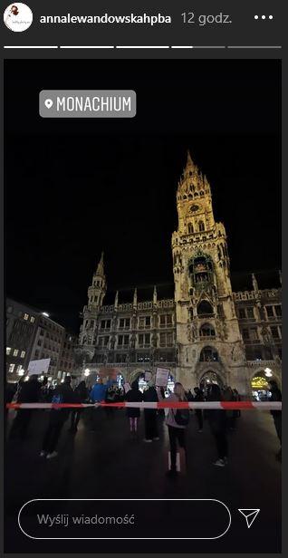 Strajk Kobiet w Monachium