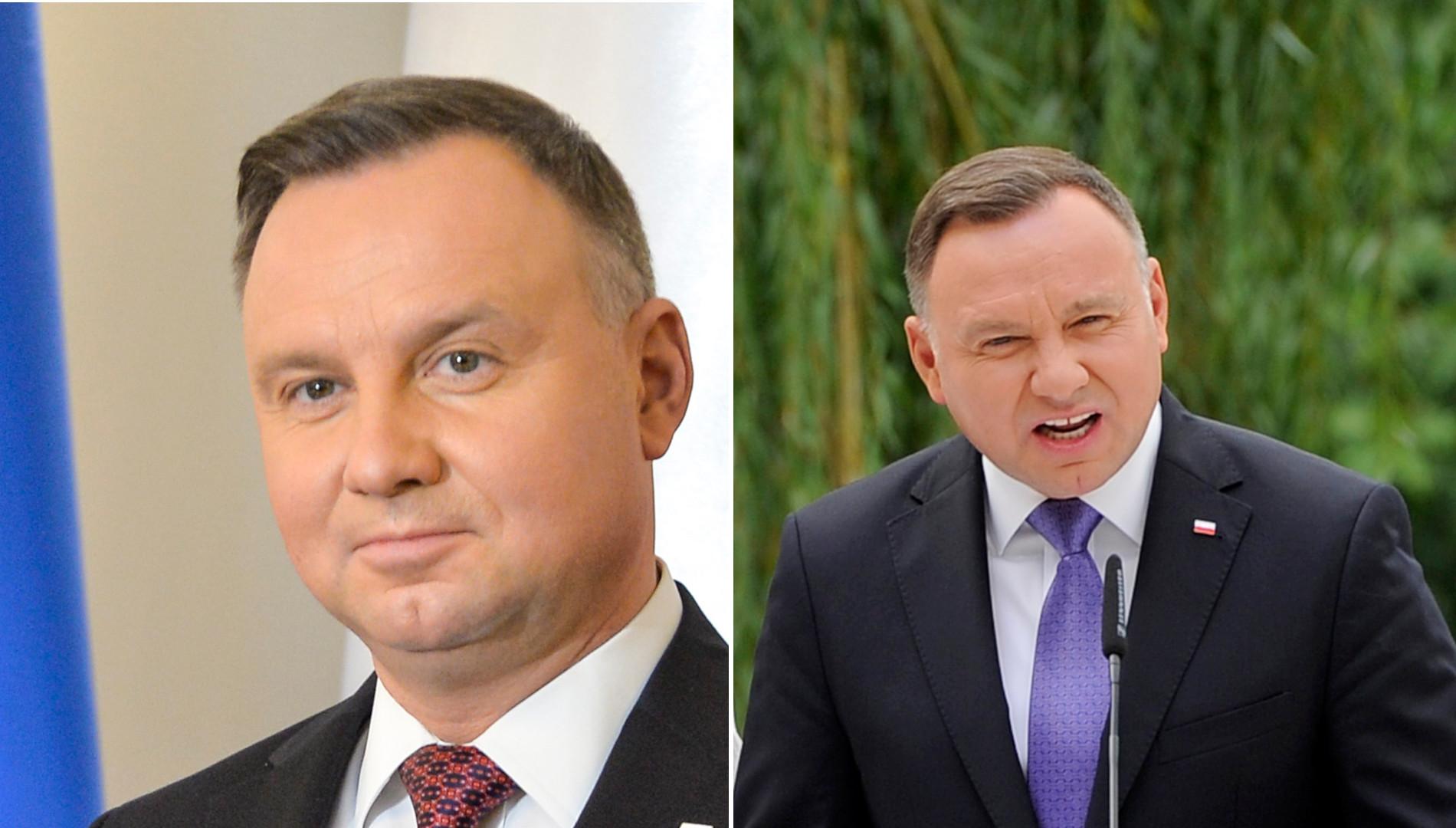 Andrzej Duda GASI POŻAR. Przygotował PROJEKT USTAWY o aborcji