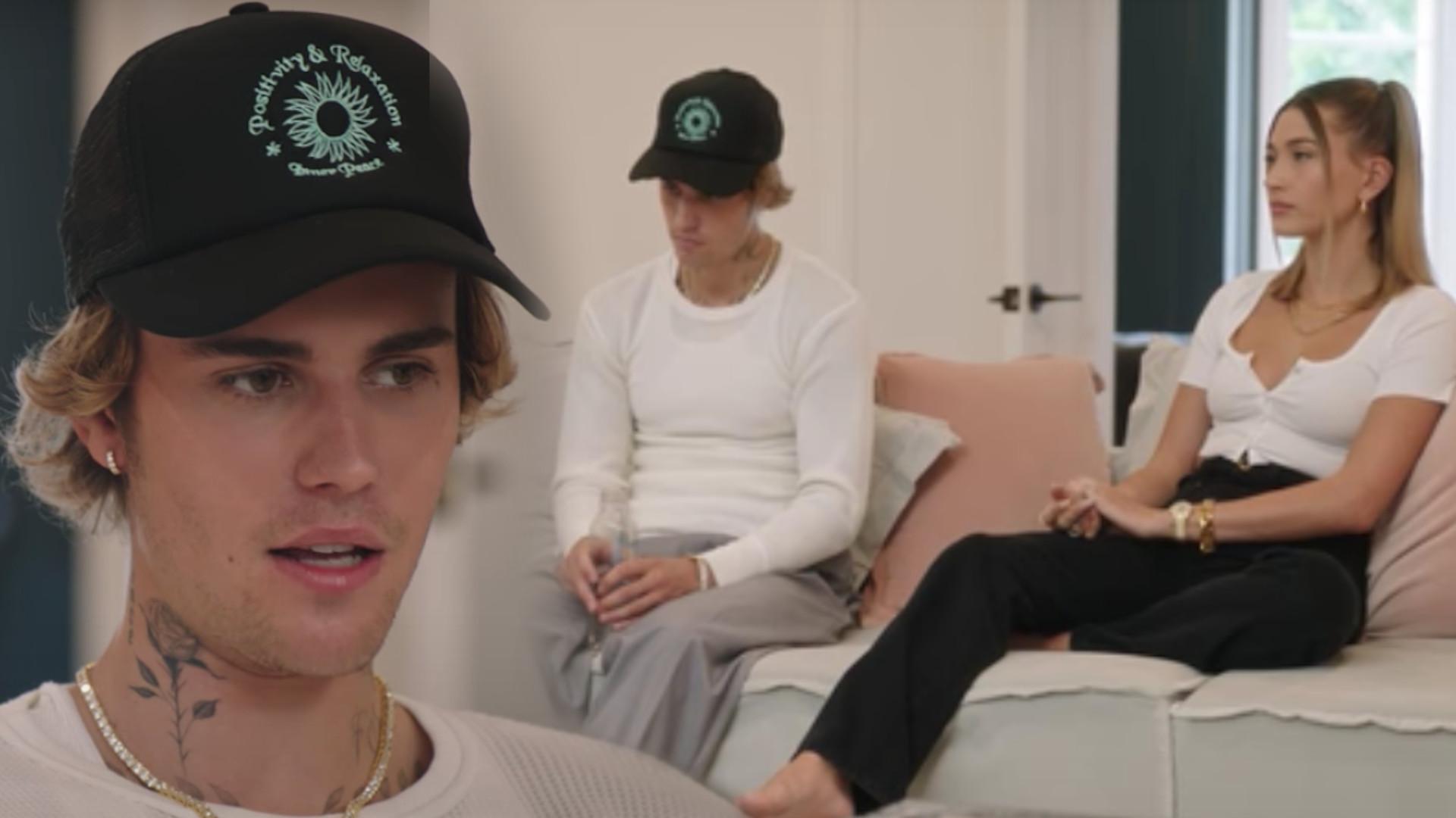 Justin Bieber nie będzie robił już tatuaży na szyi. Powód zdradził w najnowszym dokumencie