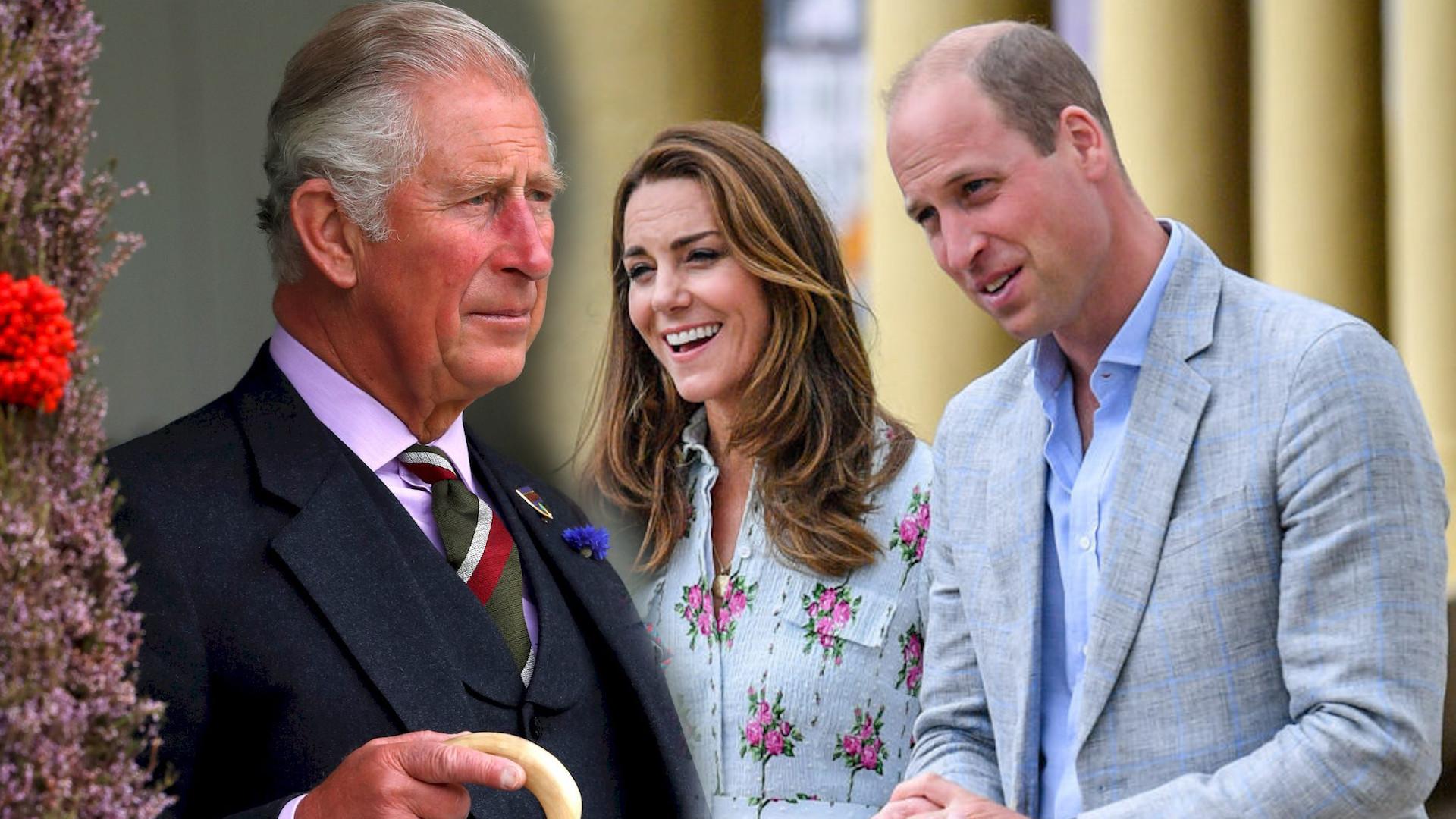 Książę William miał KORONAWIRUSA!