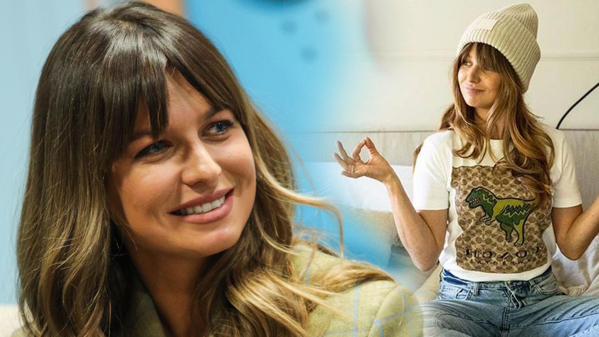 Internautki śmieją się z torebki Anny Lewandowskiej: Większej nie było?
