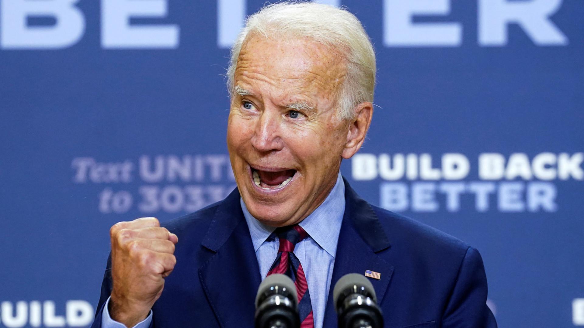 Joe Biden został nowym prezydentem USA!