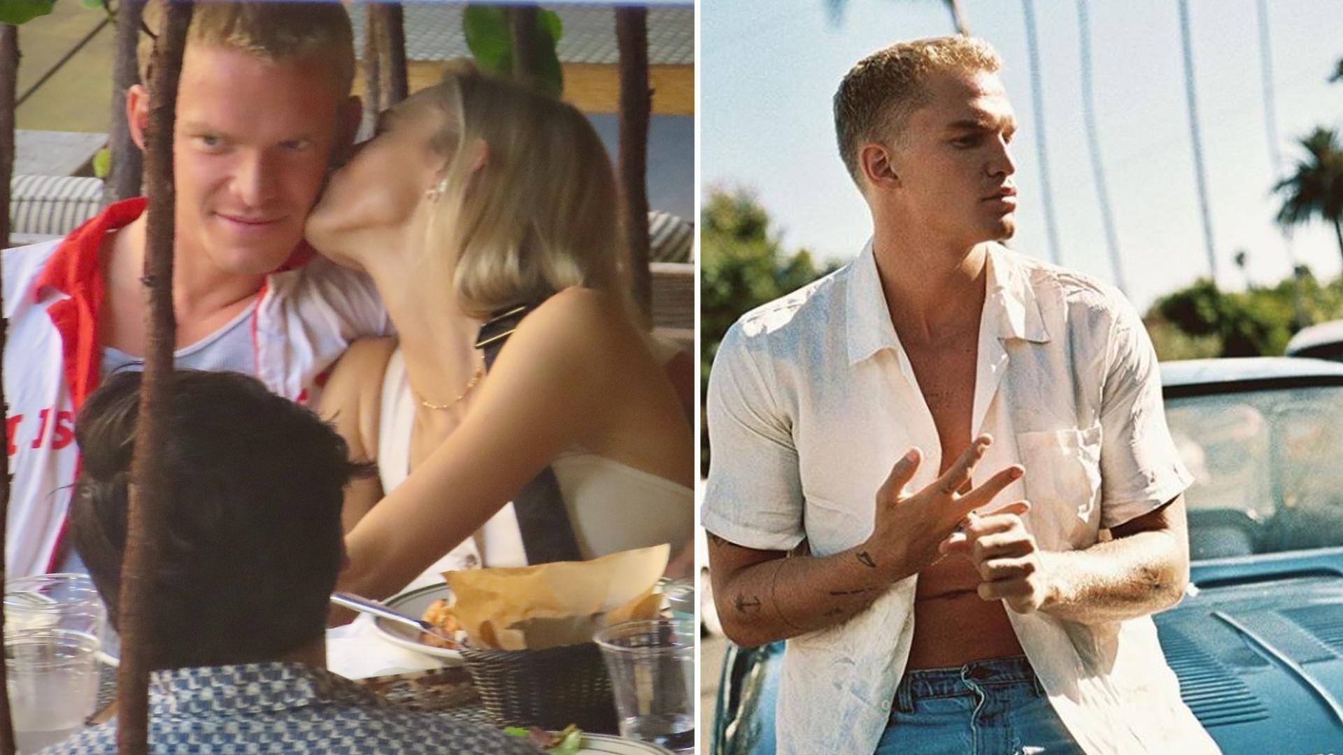 Cody Simpson już nie rozpacza po rozstaniu z Miley Cyrus. Z kim się CAŁUJE?!