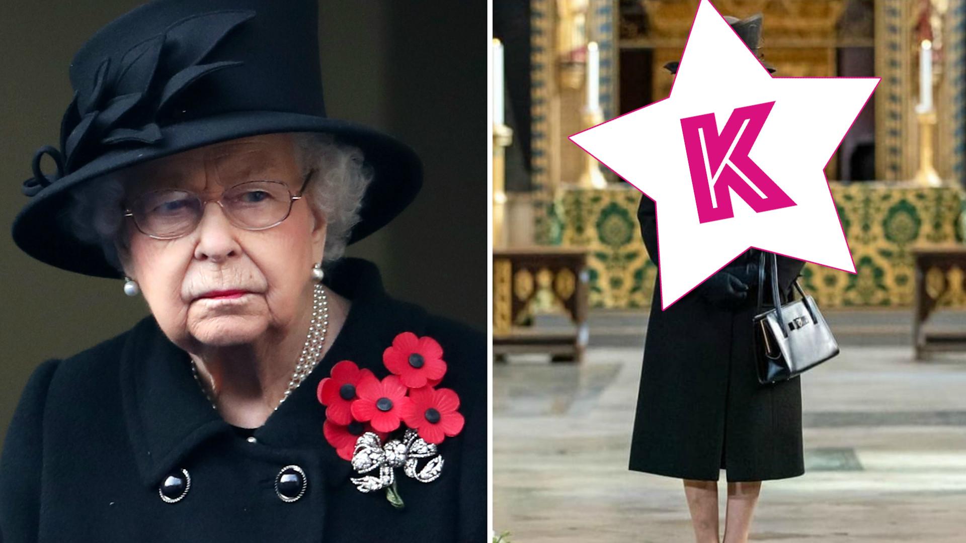 Niecodzienny widok! Królowa Elżbieta po raz PIERWSZY pokazała się w maseczce