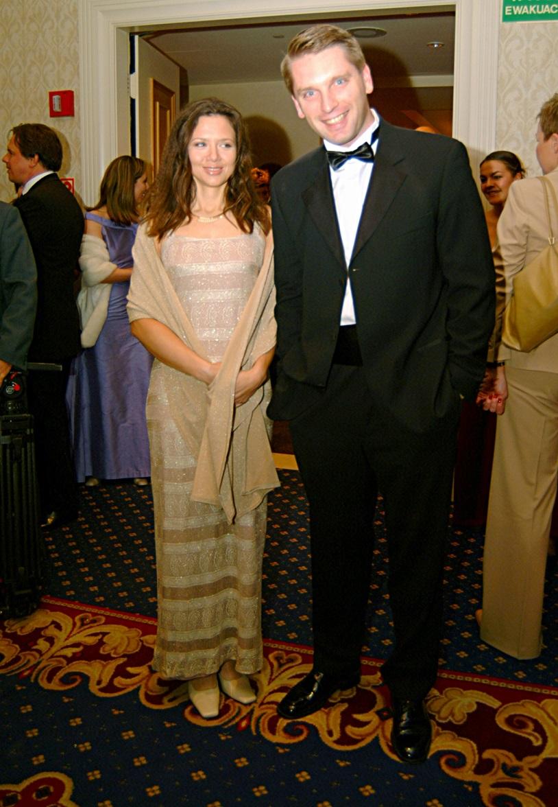 Kinga Rusin i Tomasz LIS